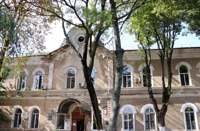 В одесской Еврейской больнице открыли отделение для больных с COVID-19 на 50 коек