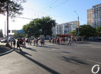 Протесты одесситов на улице Глушко дали результат: разрешение на строительство высотки отменили