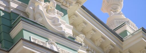 На згадку нащадкам: у відреставрований Будинок Руссова заклали пам'ятну капсулу