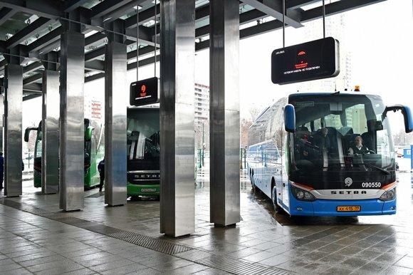 В городе под Одессой построят новый автовокзал