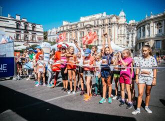 Более 3 тысяч спортсменов пробежали марафон по улицам Одессы
