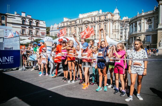 В Одессе пройдет полумарафон: маршрут и дистанции