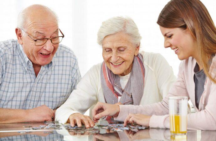 Что делает счастливыми пожилых родителей?