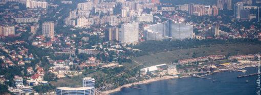 Спустя 5 лет на посту мэра Труханов решил проверить законность застройки в Одессе