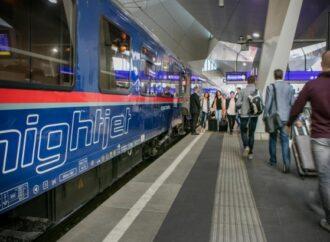 Австрия запускает поезд в Польшу с пересадкой во Львов и Одессу