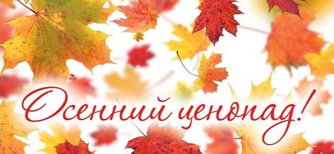 Где купить дешевле: изучаем сентябрьские скидки и акции на товары в Одессе