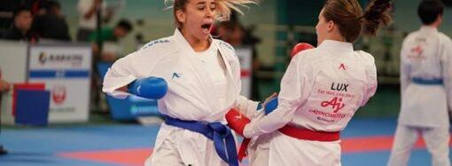 Одесская каратистка возглавила мировой и олимпийский рейтинги
