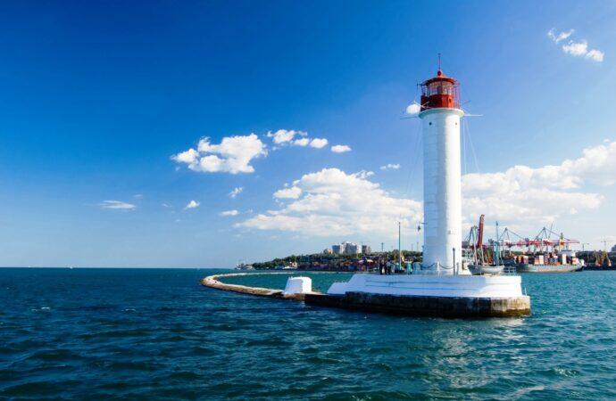 Мінінфраструктури: Воронцовський маяк відкрито для відвідування