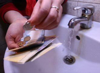 В городе под Одессой передумали повышать цены на воду