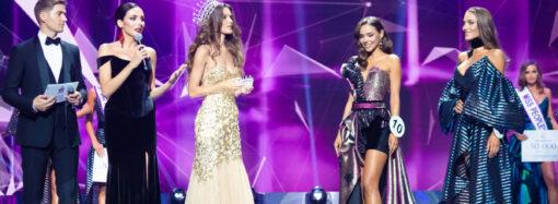 Міс Україна – 2019: хто представляв Одесу та Одеську область у конкурсі