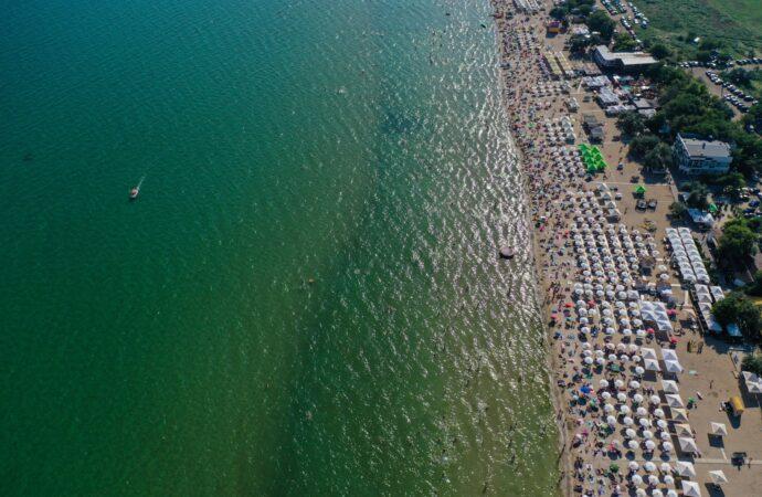 Температура морской воды в Одессе: каким будет пляжный вторник?