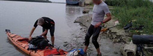 Под Одессой задержали иностранцев, которые не знали, где находятся