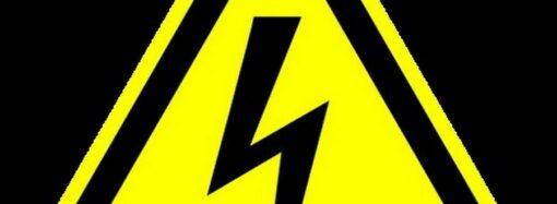 В Одессе ударило током очередного любителя селфи на электричке