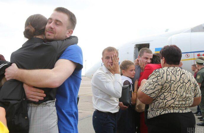 Обмін полоненими: історії звільнених українців
