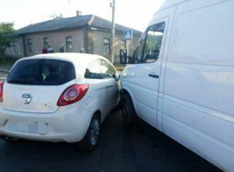 В аварии в Одесской области пострадала женщина