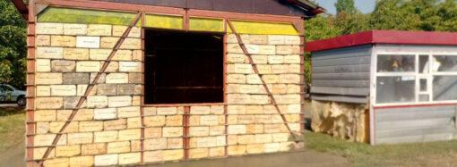 Что нам стоит дом построить: на Таирова в Одессе за ночь вырос нахалстрой