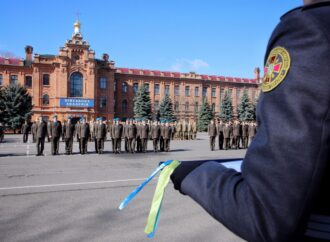 В Одеській академії курсантів навчають офіцери Великої Британії та США