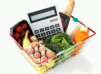 Около 45% расходов средней украинской семьи идут на питание