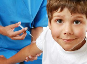 В Одессе стали чаще вакцинировать детей: заболеваемость корью уменьшилась