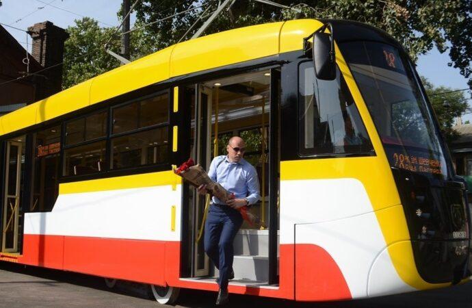 Магистральному трамваю «Север – Юг» быть: одесситам даст денег Европа