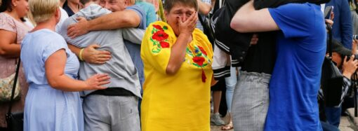 Точки зрения или две большие разницы: как встречали пленных в Украине и России