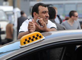 В Одессе пассажир такси «расплатился» за проезд слезоточивым газом