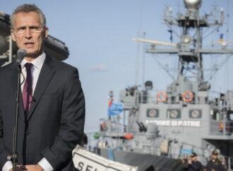 Що говорив Генсек НАТО курсантам Одеської морської академії (відео)