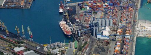 """В одесский порт хотят построить платную дорогу без заезда на """"Евротерминал"""""""