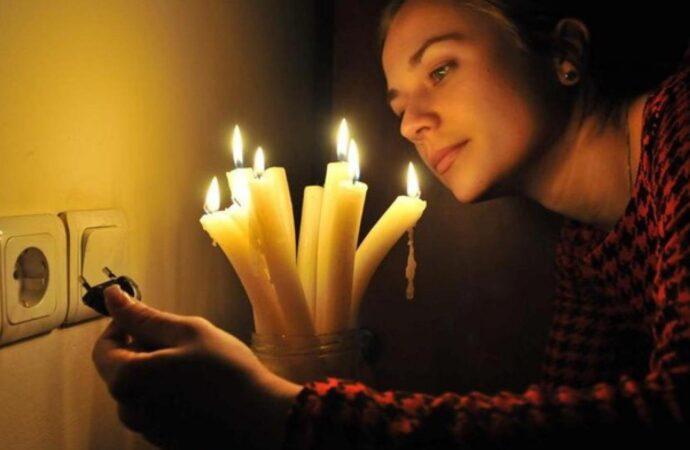 Отключение света в Одессе: кому не повезет 10 декабря?