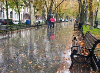 Погода на 30 жовтня. Синоптики в Одесі прогнозують невеликий дощ ввечері та вранці