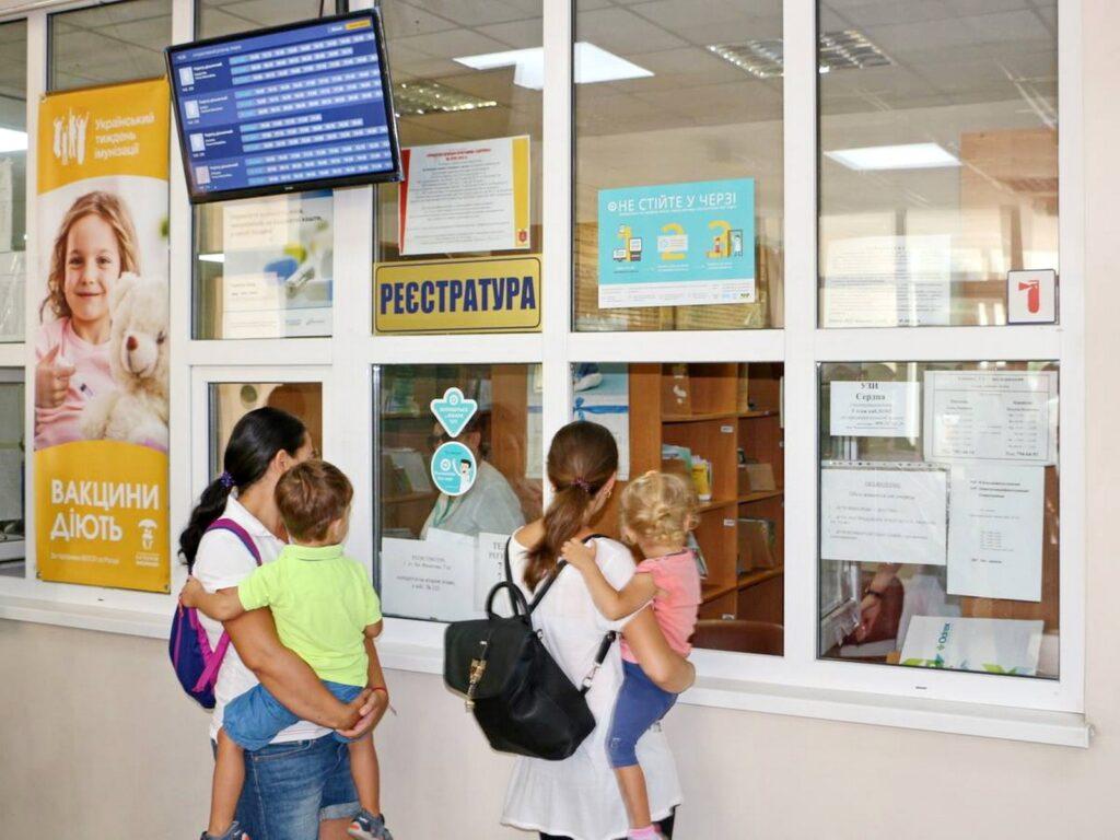 Панелями оснастят все детские поликлиники города