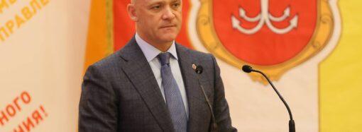 Міський голова Одеси Геннадій Труханов пішов у відпустку