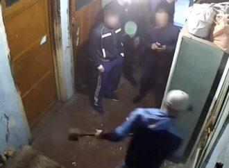 В Одесі взяли під варту «колектора», який протиправно виселяв з домівок цілі родини