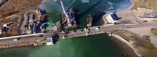 Не хватило денег: мост под Одессой поможет достроить государство