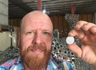 Свої 5 копійок: в Одесі встановлять п'ятиметрову скульптуру змія з монет