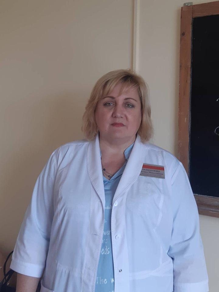 Татьяна Покотилова