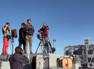 В Одесі знімають документальний фільм про український флот
