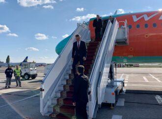 Генеральний секретар НАТО Єнс Столтенберг прибув до Одеси (фото)
