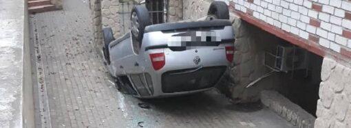 В Одесі внаслідок ДТП постраждала дитина: хлопчика витягували з-під автівки