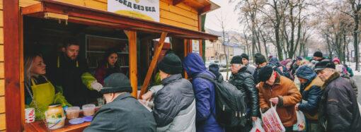 Накормят и дадут продуктов: одесских пенсионеров зовут на благотворительный обед
