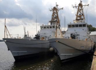 Ждут в Одессе: Америка подарила Украине два патрульных катера