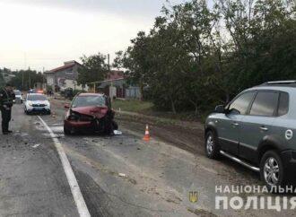 Авария в Одесской области: один человек погиб, а среди четверых пострадавших – двое детей