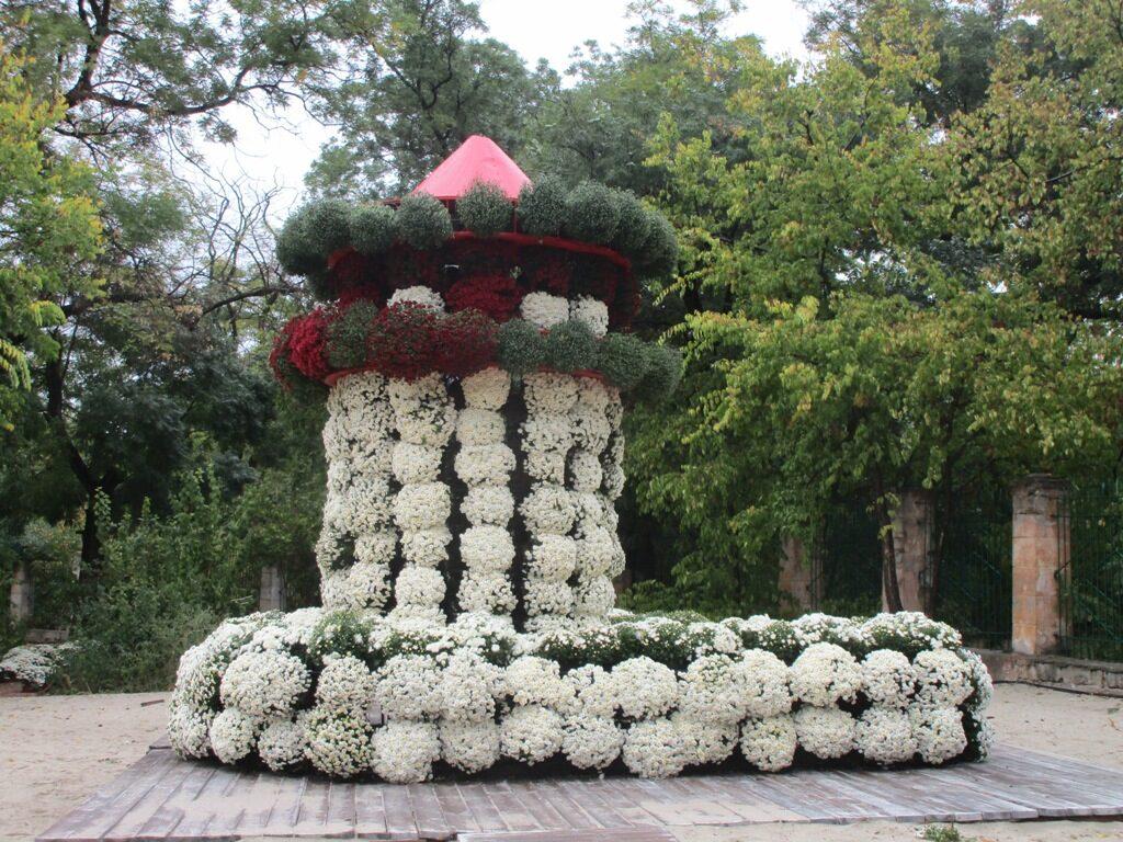 Одна из главных достопримечательностей Одессы - маяк