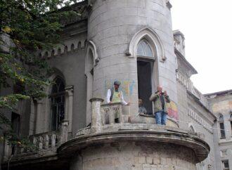 В Одессе ради спасения дачи Анатра устроили благотворительный обед в стиле ушедшей эпохи (фото)