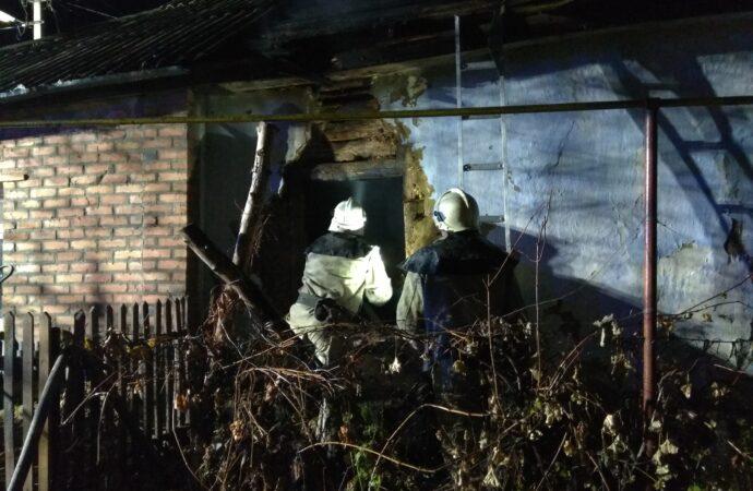 Пара пожилых людей в Одесской области сгорела в собственном доме