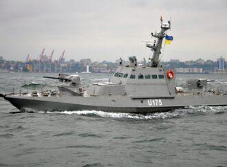 На испытания в Одессу зашел малый боевой бронекатер