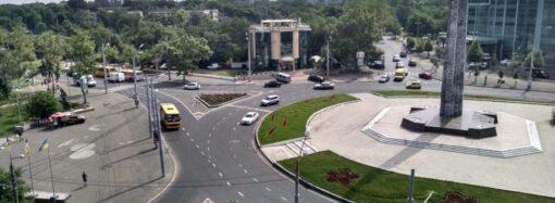 В Одесі скасують круговий рух на площі Десятого квітня: схема руху