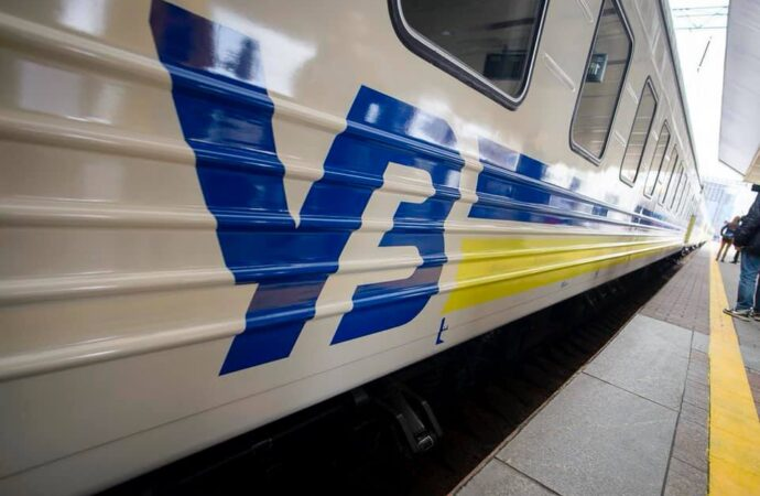 Укрзалізниця призначила додатковий швидкісний поїзд Інтерсіті Київ – Одеса