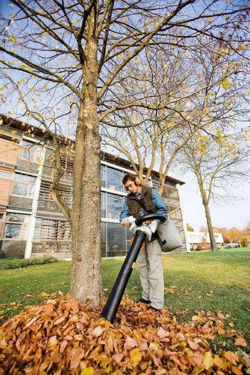 Садовый пылесос Stihl SH 86