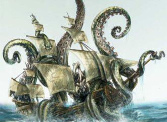 Мистика Черного моря, или Тюлени не проплывали?!